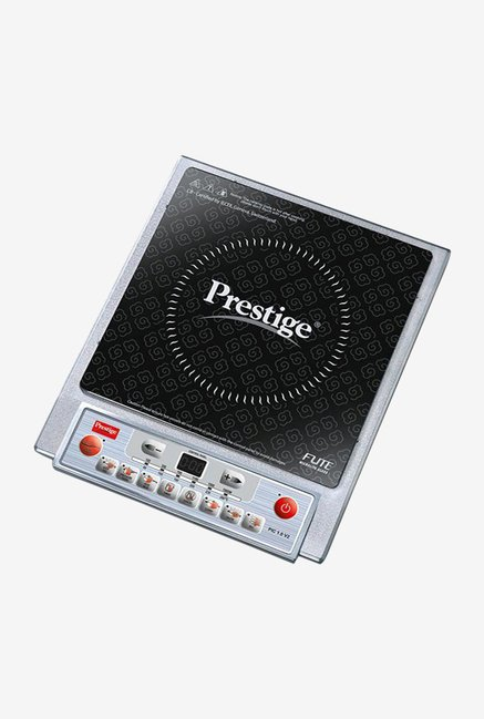 Prestige PIC 1.0 Mini 1200 W Induction Cooktop (Black)
