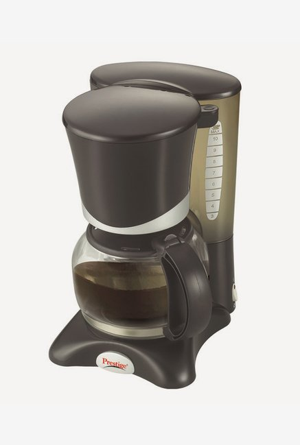 Prestige PCMH 1.0 800 W 10 Cups Coffee Maker (Black)