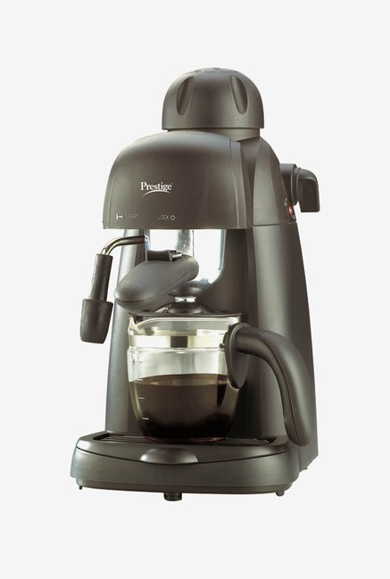 Prestige PECMD 1.0 800 W 4 Cups Coffee Maker (Black)