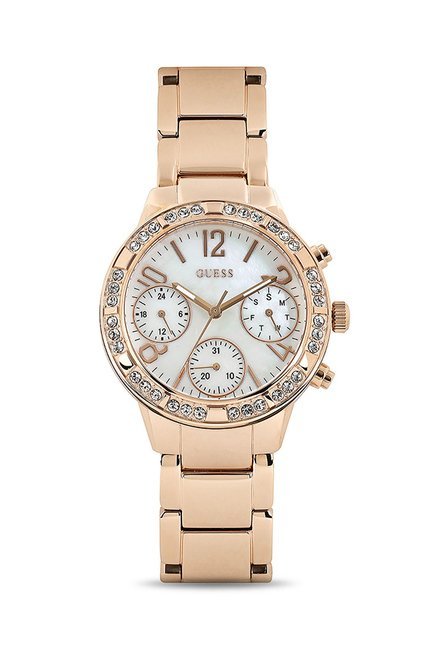 Guess W0546L3 Analog Watch for Women
