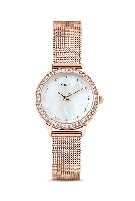 Guess W0647L2 Analog Watch for Women image