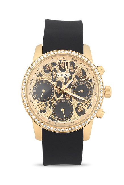 Guess W0023L6 Time to Give Analog Watch for Women