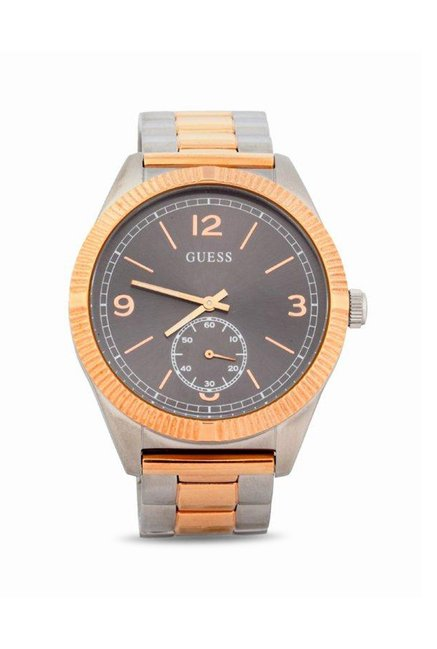 Guess W0872G2 Charcoal Grey Dial Men's Watch (W0872G2)