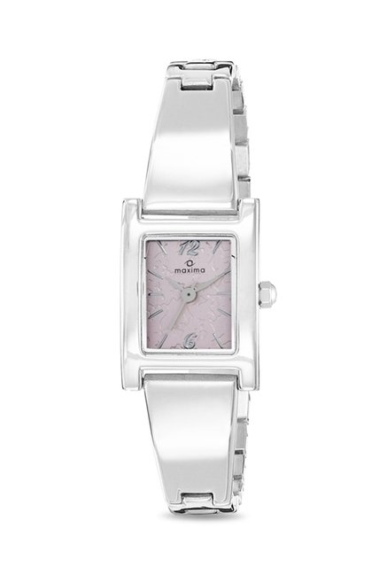 Maxima 28251BMLI Attivo Steel Analog Watch for Women