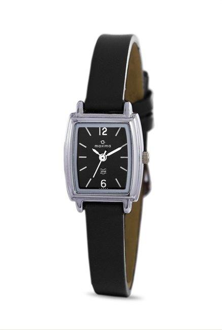 Maxima 38843LMLI Attivo Steel Analog Watch for Women