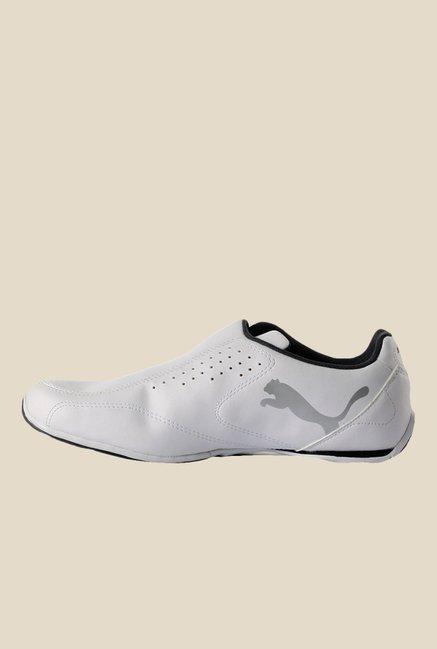 Perfectly Puma White Mens Shoes Redon Move