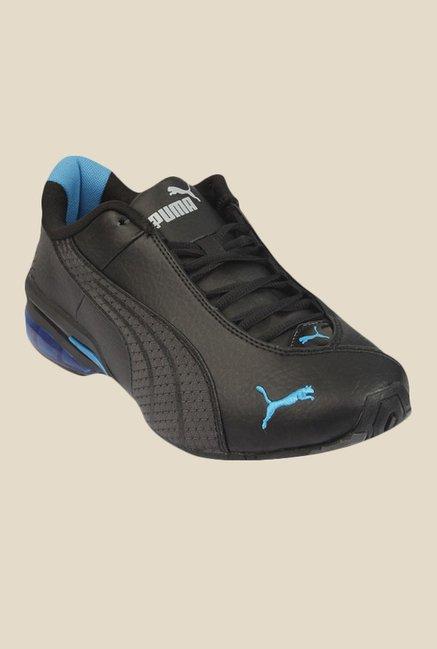 Buy Puma Jago Ripstop II DP Black Running Shoes for Men at Best Price    Tata CLiQ 901ddb575b57