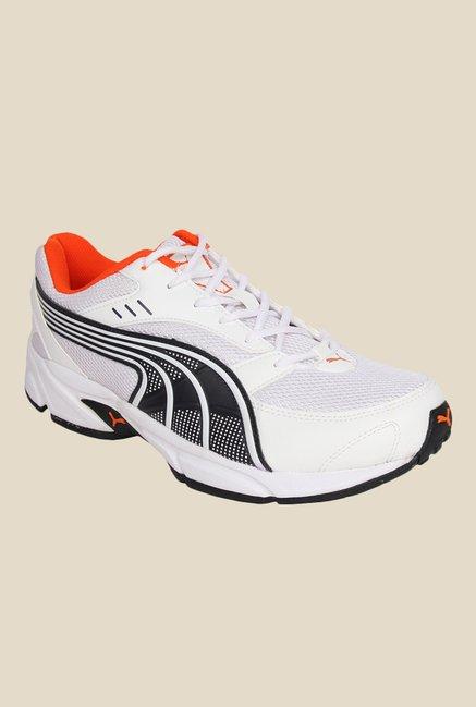 7792da97a0d Buy Puma Atom II DP White Running Shoes for Men at Best Price   Tata CLiQ