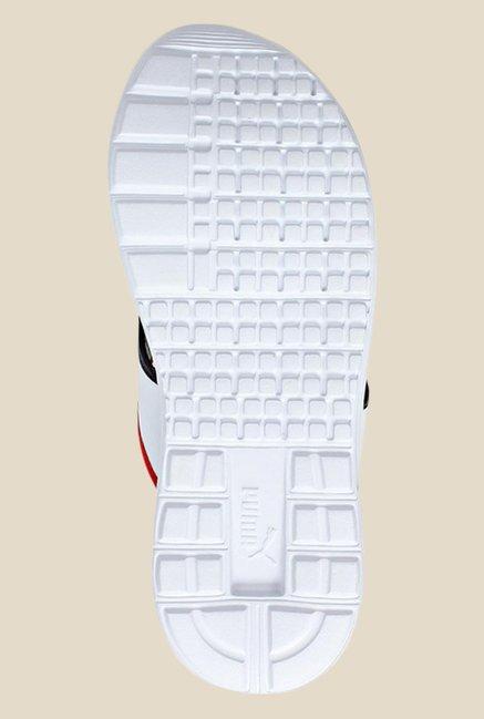 ea51696823d Buy Puma BMW MS White   Black Flip Flops for Men at Best Price ...