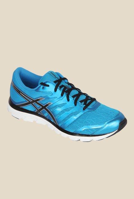 03002a25e9 Buy Asics Gel-Zaraca 4 Blue Running Shoes for Men at Best Price ...