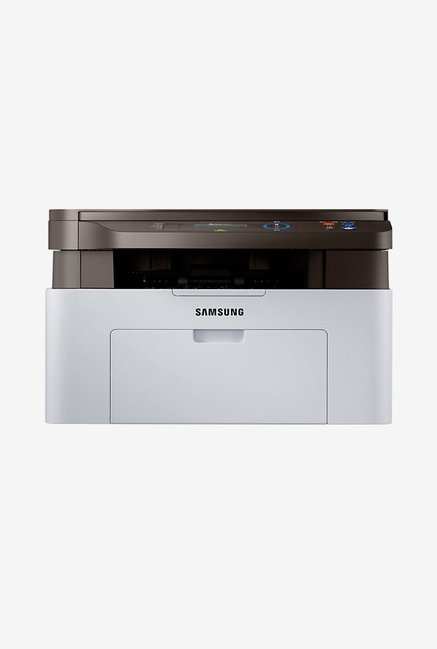 Samsung SL-M2071/XIP Multi-Function Laser Printer (White)