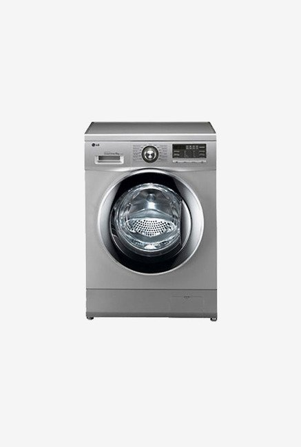 LG FH496TDL24 8Kg Fully Automatic Front Load Washing Machine  Luxury Silver