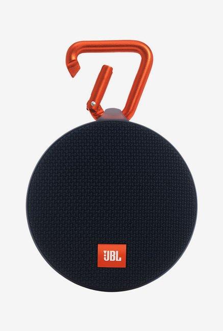 JBL CLIP 2 Bluetooth Speaker (Black)