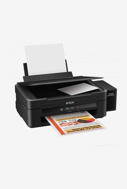 Buy Epson L220 Color Ink Tank System Printer (Black) Online