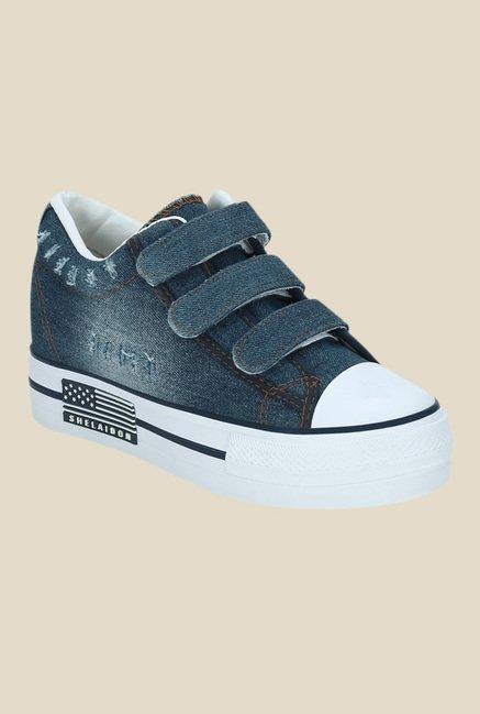 Get Glamr Karen Blue Casual Shoes