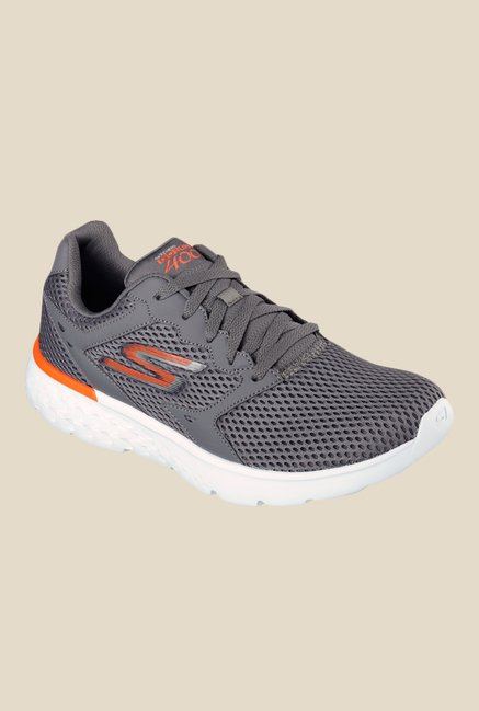 9ffafebd9fc Buy Skechers Grey Running Shoes for Men at Best Price   Tata CLiQ