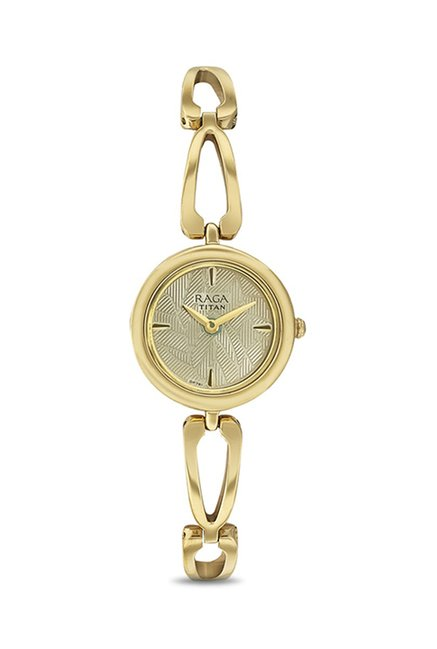 Titan 2553YM03 Raga Analog Watch For Women