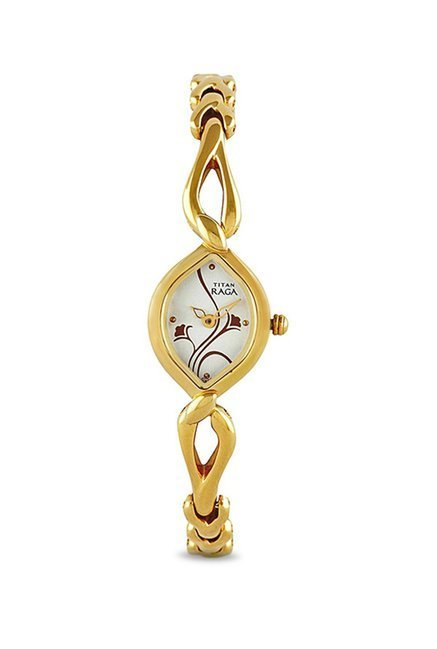 Titan NH2455YM01 Raga Analog Watch For Women