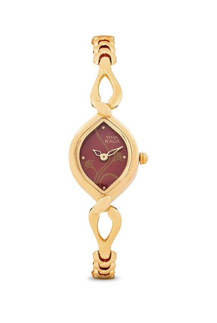 Titan NH2455YM02 Raga Analog Watch For Women