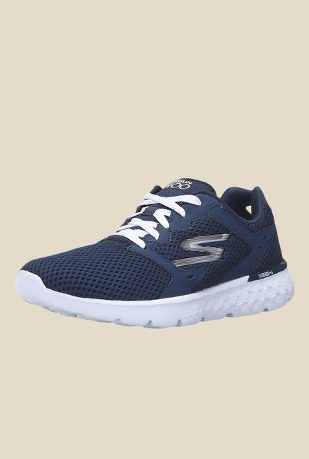 624fa8348ea Buy Skechers Go Run Navy Running Shoes for Men at Best Price   Tata CLiQ