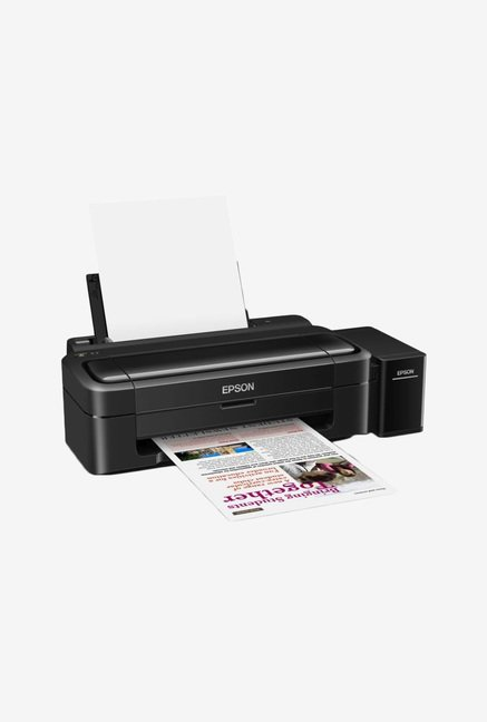 Epson L130 Colour Print Function Iinktank Printer (Black)