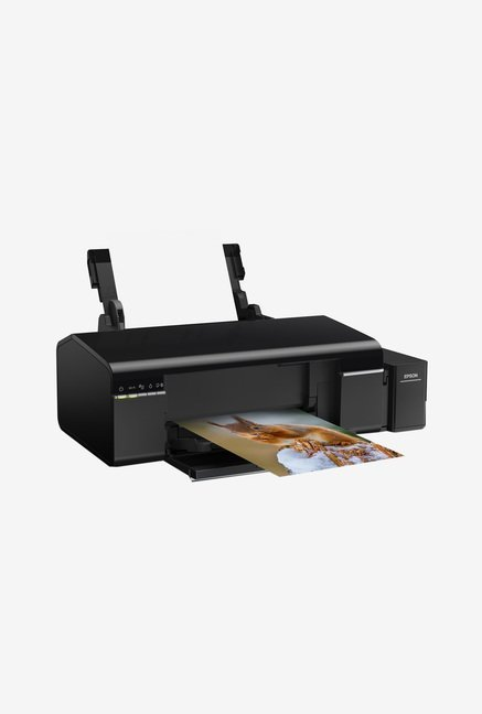 Epson L805 Wi-Fi Photo Ink Tank Printer (Black)