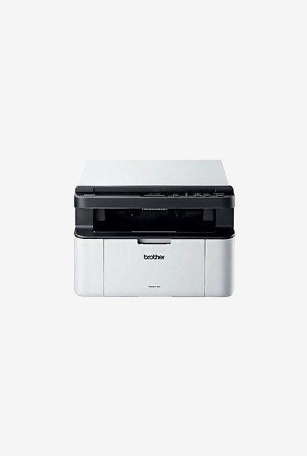 Brother DCP-1616NW Laser Printer (Silver)