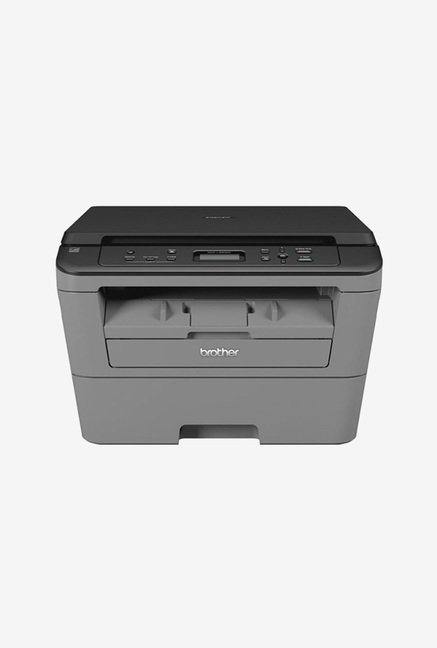 Brother DCP L2520D Multi Function Laser Printer  Black/Grey