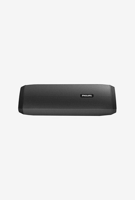 Philips BT120/94 Portable Bluetooth Speaker (Black)