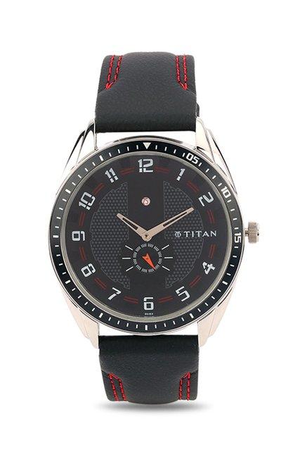 Titan NH1582KL02 Tagged Analog Watch (NH1582KL02)