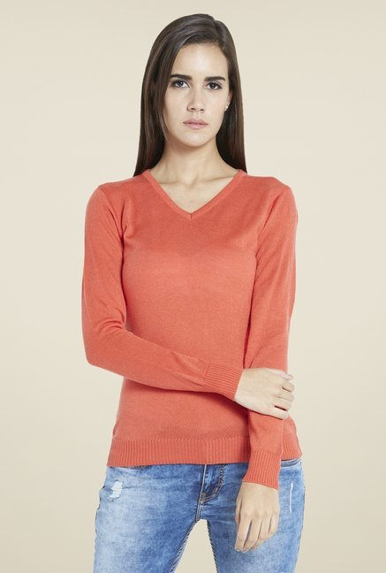 Globus Coral Solid Pullover