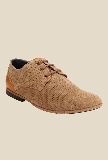 San Frissco Brown Derby Shoes