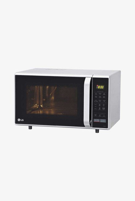 Buy Lg Mc2846sl 28l Convection Microwave Oven Silver