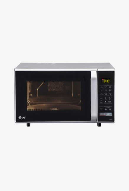 Lg Mc2846sl 28l Convection Microwave Oven Silver