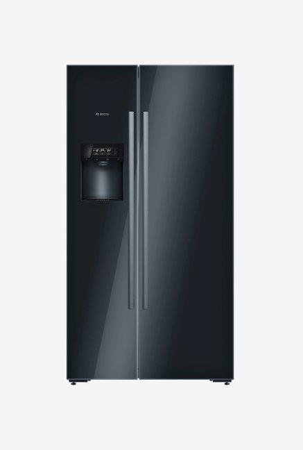 Bosch KAD92SB30 639L Side by Side Refrigerator (Black)