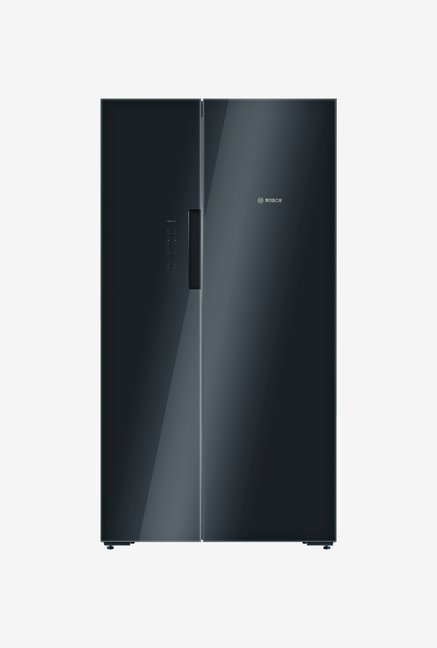 Bosch KAN92LB35 592L Side by Side Refrigerator (Black)