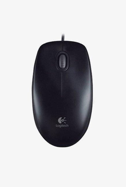 Logitech B100 USB Mouse
