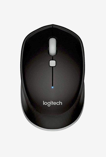 Logitech M337 Bluetooth Wireless Mouse  Black