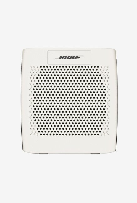 BOSE SoundLink Bluetooth Speaker (White)