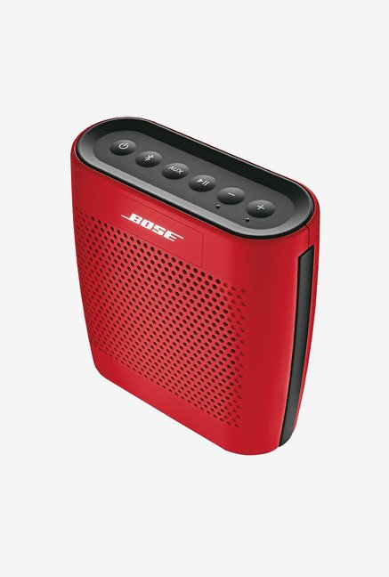 BOSE SoundLink Bluetooth Speaker (Red)