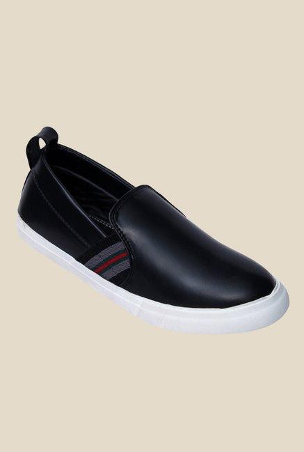 Molessi Black Casual Loafers