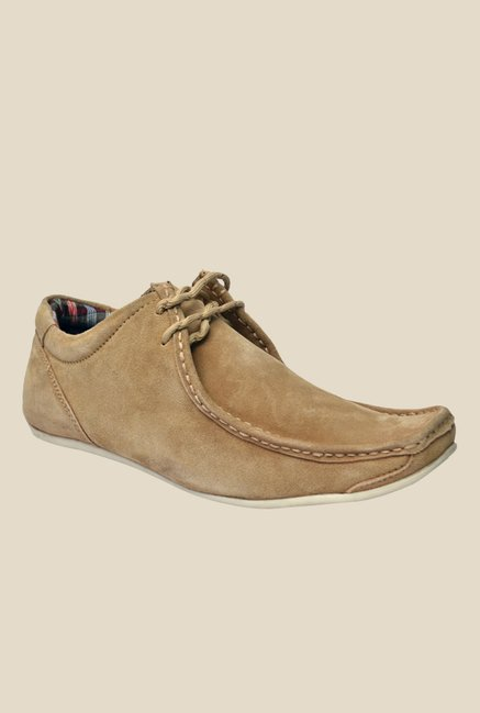 Molessi Light Brown Casual Shoes