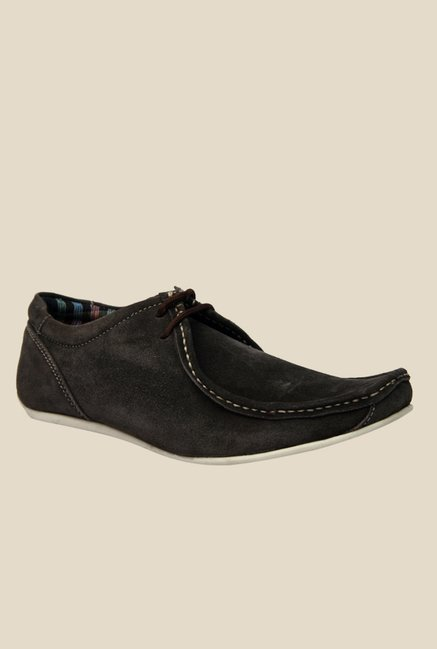 Molessi Dark Brown Casual Shoes