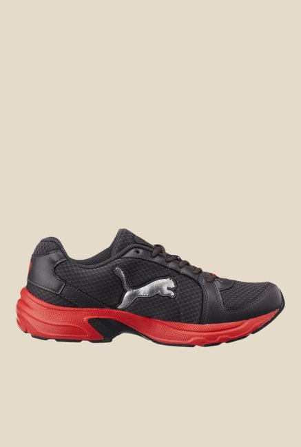 025eddb149f869 Buy Puma Bolster DP Black   Red Running Shoes for Men at Best Price ...