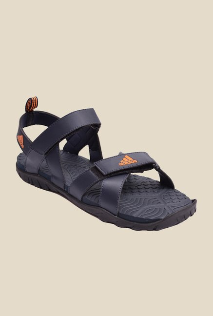 5f995fa88 Buy Adidas Alsek Navy Floater Sandals for Men at Best Price   Tata ...