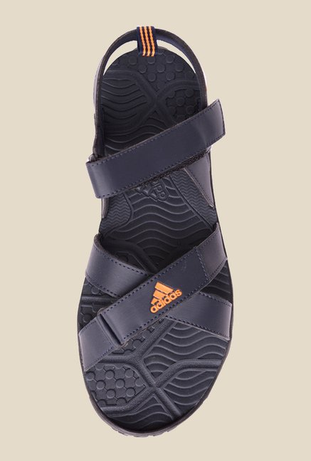 7a7b30b50 Buy Adidas Alsek Navy Floater Sandals for Men at Best Price   Tata CLiQ