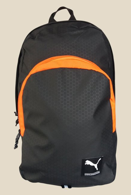 87a565e0382394 Buy Puma Academy Black Unisex Backpack For Men At Best Price @ Tata CLiQ