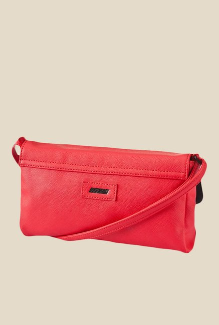 c87517eb64 Buy Puma Ferrari LS Red Sling Bag For Women At Best Price   Tata CLiQ
