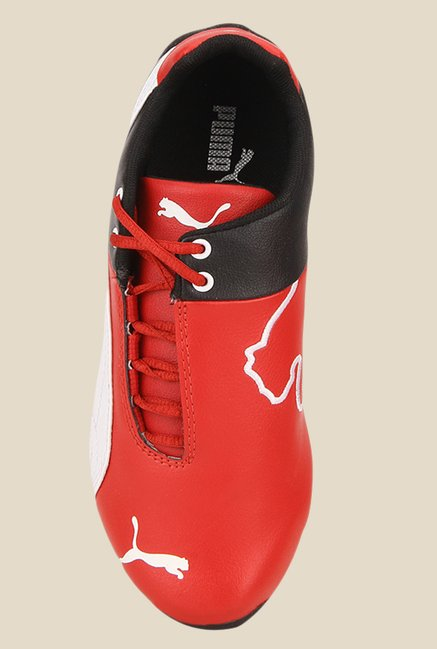4db2b9ae41b8 Buy Puma Ferrari Future Cat SF Jr Red Sneakers for Women at Best ...