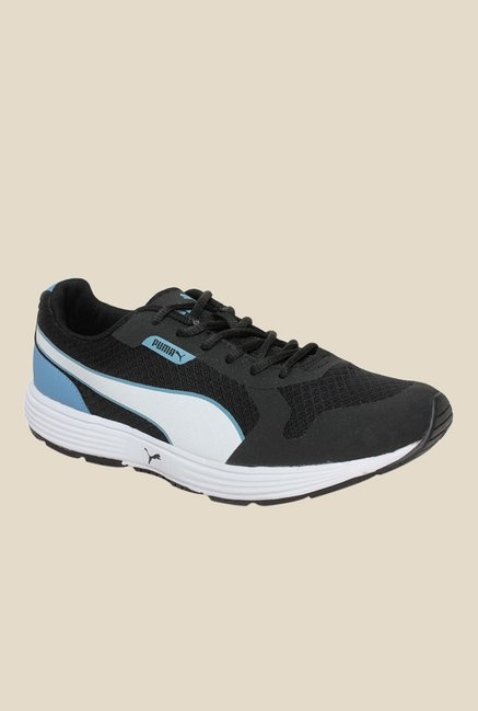 Buy Puma Future Runner II DP Black Running Shoes for Men at Best Price    Tata CLiQ 67762207ffe7